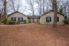Newly Renovated Ranch-style home in Fayetteville