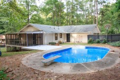 Fully Renovated Ranch Style Home with New Sparkling Pool