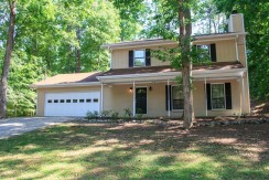 Spacious Renovated Two Story Home in the Heart of Fayetteville
