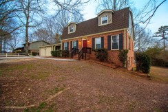 Spacious Renovated Lake View Home in Fayetteville