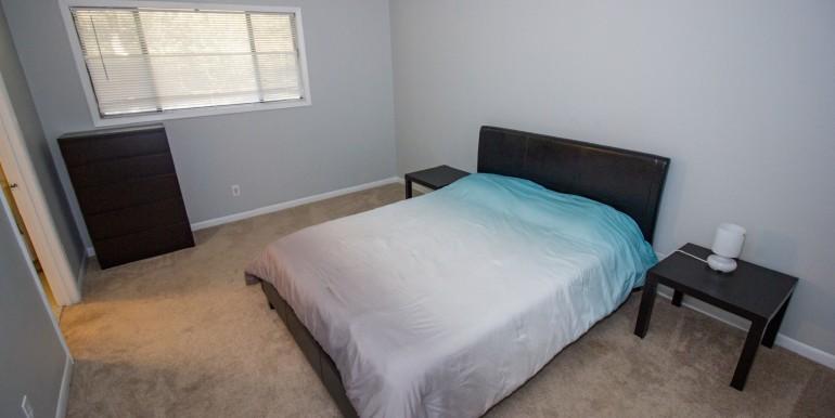 1. Queen Bedroom - Upper Level