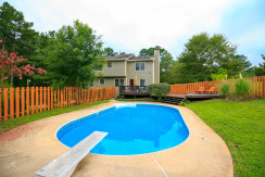 Michael Road – Beautiful 2 Story Furnished Home With Finished Basement, Pool & Privacy In Tyrone Near Pinewood Studios