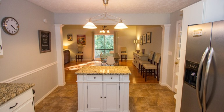 Full Kitchen Dining Room - Main Level