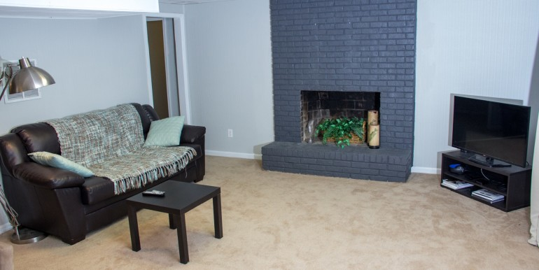 Living Room - Guest Suite