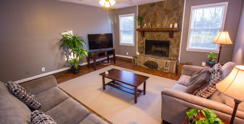 Old Chapel – Beautiful Serene And Private Fully Furnished Ranch Style Home Near Pinewood Studios!
