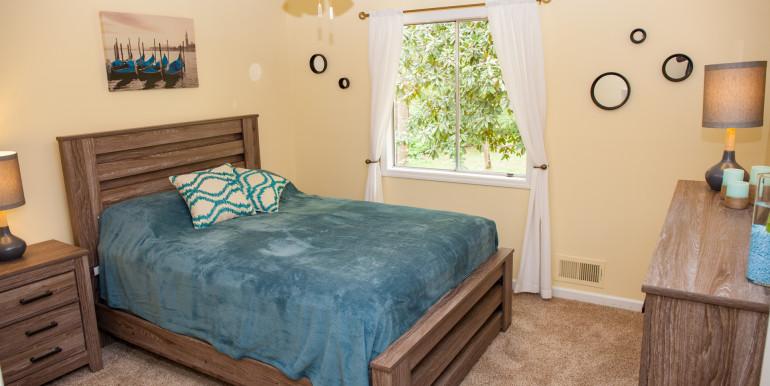 1. Queen Bedroom