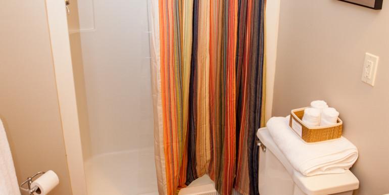 Full Bathroom - Finished Basement