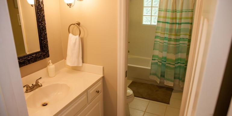 Full Hallway Bathroom