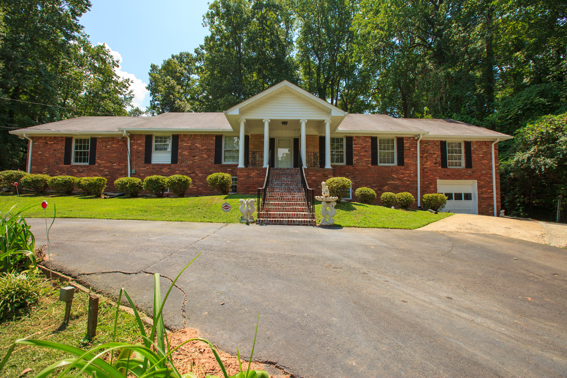 Headland Drive 6 Bedroom Fully Furnished Home 15 Minutes To The Airport Downtown Atl With